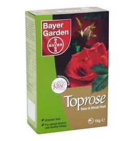Bayer Garden BAYER GARDEN TOPROSE ROSE & SHRUB FEED 1KG