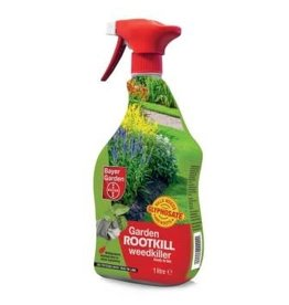 Bayer Garden BAYER GARDEN ROOTKILL WEEDKILLER 1L READY TO USE