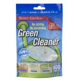Bayer Garden BAYER GARDEN GREEN CLEANER 4 X 20ML SACHETS NO MIXING NO SCRUBBING