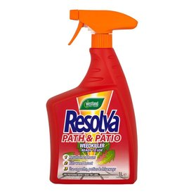 Westland WESTLAND RESOLVA PATH & PATIO 1L RTU (CONTAINS GLYPHOSATE & DIQUAT)