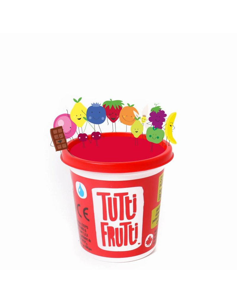 TUTTI FRUITI SCENTED PLAY-DOH -  350G BUBBLEGUM