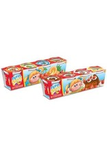 TUTTI FRUITI ASSORTED SCENTED PLAY-DOH 4PK CAKE