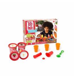 TUTTI FRUITI SCENTED PLAY-DOH MODEL SET - ICE CREAM