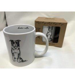 Best of Breed Stoneware Mug - Border Collie