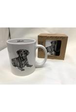 Best of Breed Stoneware Mug - Labrador