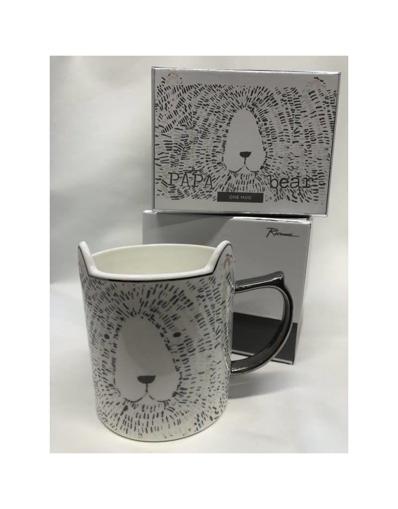Papa Bear Mug 16 Oz