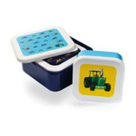 Tractor Ted TRACTOR TED SNACK POTS TRACTORS BLUE