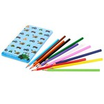 Tractor Ted Tractor Ted Colouring Pencil Tin 12pk