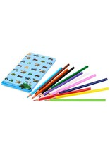 Tractor Ted Colouring Pencil Tin 12pk