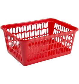 Wham WHAM LARGE HANDY BASKET RED