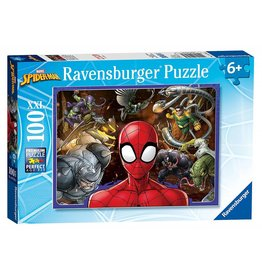 Spidermsan XXL 100 Pieces Jigsaw