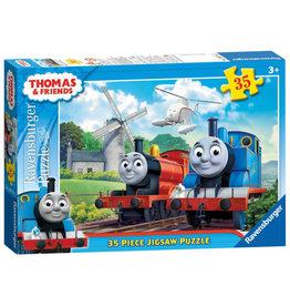 Thomas & Friends At The Windmill 35 Piece Jigsaw