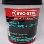 EVO-STIK WALL TILE ADHESIVE PLUS GROUT MOULD RESISTANT 1L