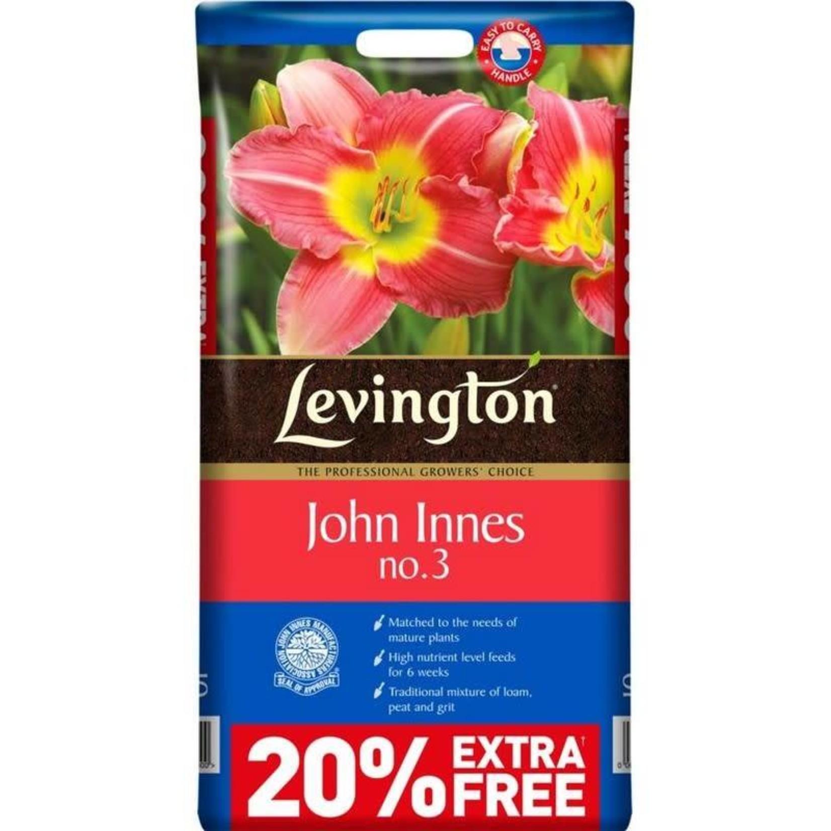 LEVINGTON JOHN INNES NO 3 10 LITRE