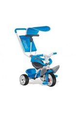 SMOBY BABY BALADE 3 IN 1 TODDLER PUSH TRICYCLE  AGE 10M+
