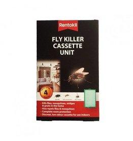 Rentokil RENTOKIL FLY KILLER CASSETTE KILLS FLIES MOSQUITOES MIDGES AND KNATS