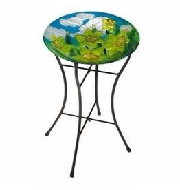 Smart Garden SMART GARDEN DAFFODIL GLASS BIRDBATH - YELLOW
