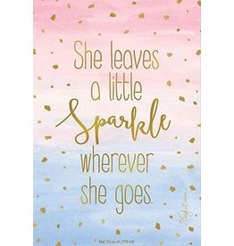SPARKLE WHEREVER SHE GOES FRAGRANCE SACHET