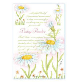 BABY POWDER FRAGRANCE SACHET