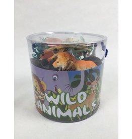 HGL WILD ANIMALS TUB