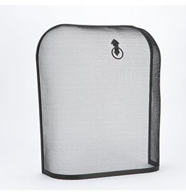 INGLENOOK FIRE46 BLACK SPARK GUARD WITH BLACK RING