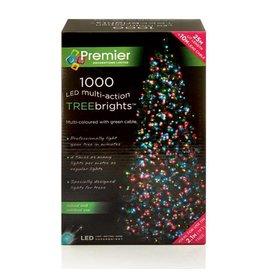 Premier 1000 M-A Led TreeBrights Timer Multi colour