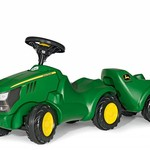 "Rolly ROLLY"" JOHN DEERE MINI TRAC JUNIOR TRACTOR"
