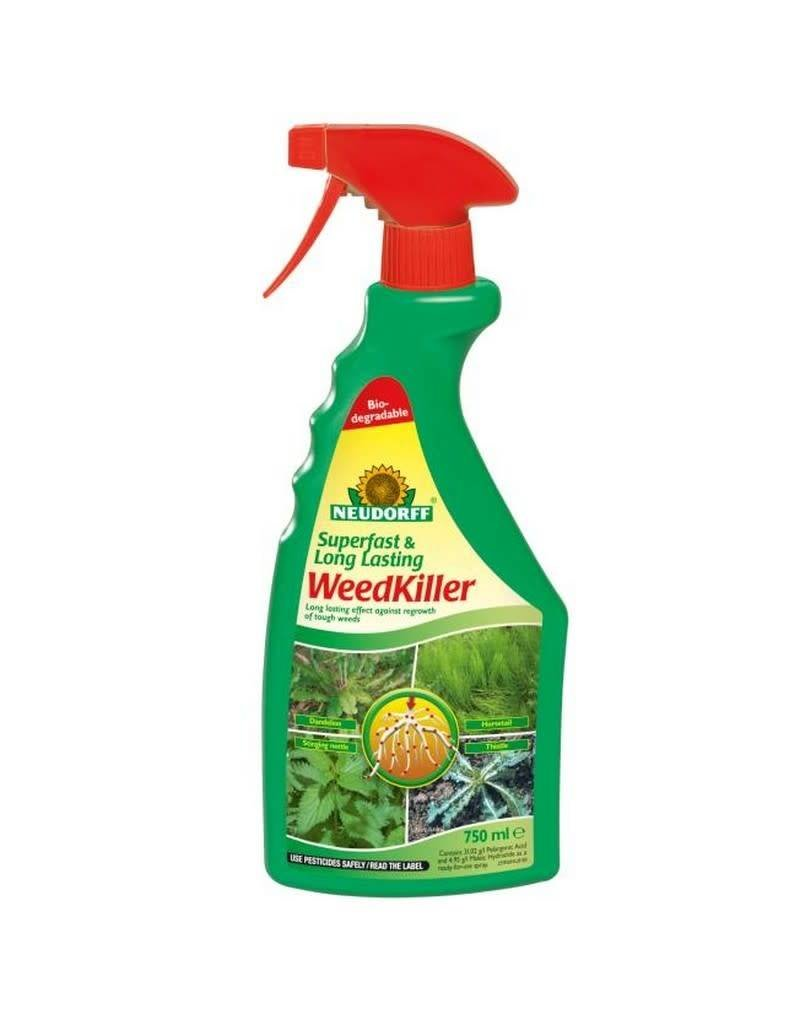 NEUDORFF LONG LASTING WEEDKILLER RTU 750ML