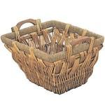 Manor Shepton Log Basket