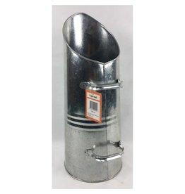 INGLENOOK COAL11 GALVANISED COAL BUCKET
