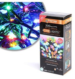 Premier 200 M-A B-O Multi-colour LED With Timer