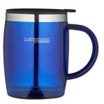 Thermos THERMOS TRANSLUCENT DESK MUG 450ML BLUE