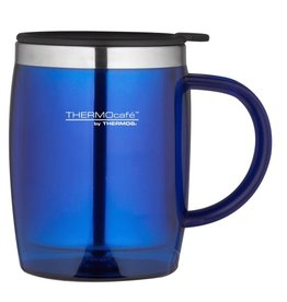 Thermos THERMOS TRANSLUCENT DESK MUG 450ML BLUE