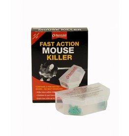 Rentokil Rentokil Fast Action Mouse Killer Twin Pk