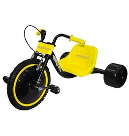ELECTRA HOG TRIKE YELLOW AND BLACK