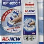 RE- NEW HEALTHY KITCHEN & BATHROOM WHITE