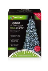 2000 M-A Led TreeBrights Timer White