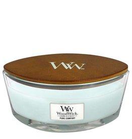 Woodwick WOODWICK PURE COMFORT HEARTHWICK CANDLE