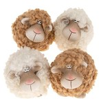 Fluffy Sheep Standing Small Assorted