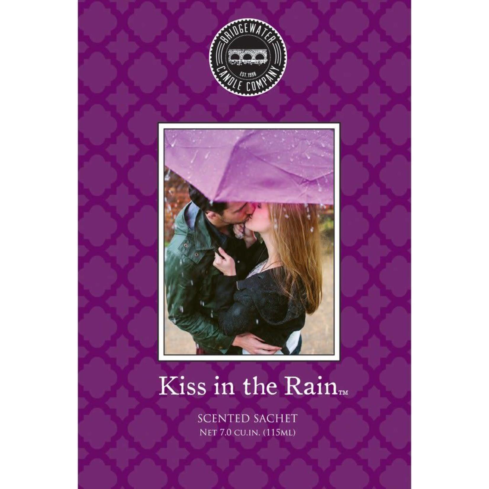 Bridge Water Candle Company BRIDGEWATER KISS IN THE RAIN FRAGRANCE SACHET