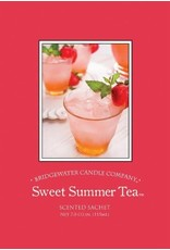 BRIDGEWATER SWEET SUMMER TEA SCENTED ENVELOPE SACHET