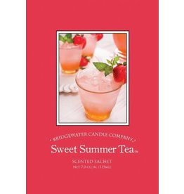 Bridge Water Candle Company BRIDGEWATER SWEET SUMMER TEA SCENTED ENVELOPE SACHET