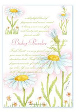 WILLOWBROOK BABY POWDER FRAGRANCE SACHET