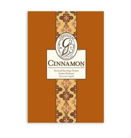 GREENLEAF CINNAMON SCENTED SACHET