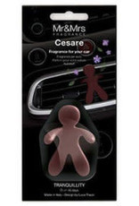 CESARE FRAGRANCE FOR YOUR CAR TRANQUILLITY