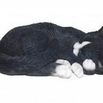 Vivid Arts VIVID ARTS SLEEPING CAT BLK/WHT B
