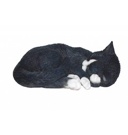 Vivid Arts VIVID ARTS SLEEPING CAT BLK/WHT B