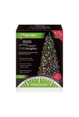 1500 M-A Led TreeBrights Timer Multi colour