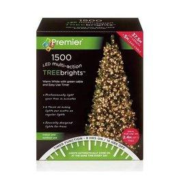 Premier 1500 M-A Led TreeBrights Timer Warm White