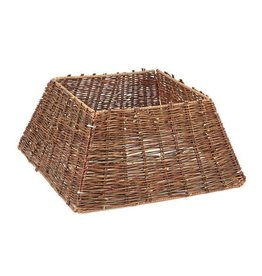 Premier Natural Wicker Tree Skirt 52cm x 30cm